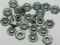 "4-40"" UNC Locking Nuts Aircraft Type Oddie Nuts [AH10]"